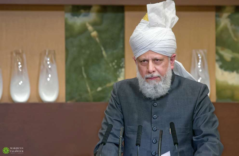 His Holiness Mirza Masroor Ahmad - Khalifatul Masih V (may Allah be his Helper)