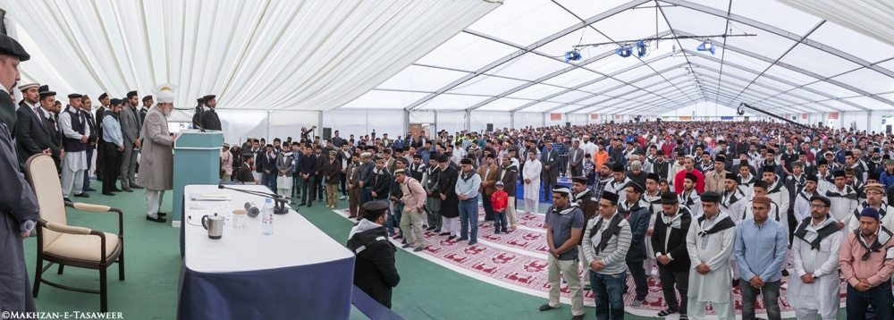 More than 5,000 Muslim Youths Attend National Convention in Surrey