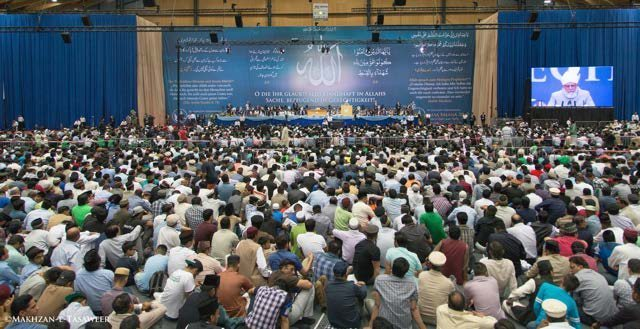 Jalsa Salana Germany 2015 Concludes with Faith-Inspiring Address by Head of the Ahmadiyya Muslim Community