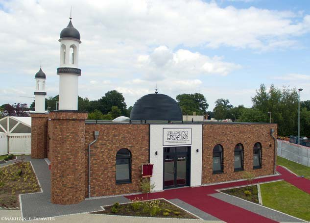New Ahmadiyya Mosque opened in Vechta, Germany by Head of the Ahmadiyya Muslim Community