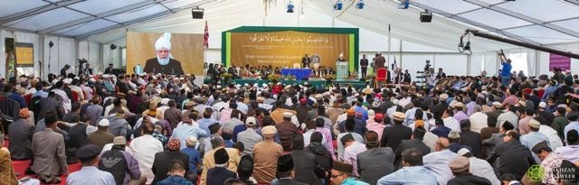 33rd Majlis Ansarullah Ijtema UK concludes in London with Address by Head of Ahmadiyya Muslim Community