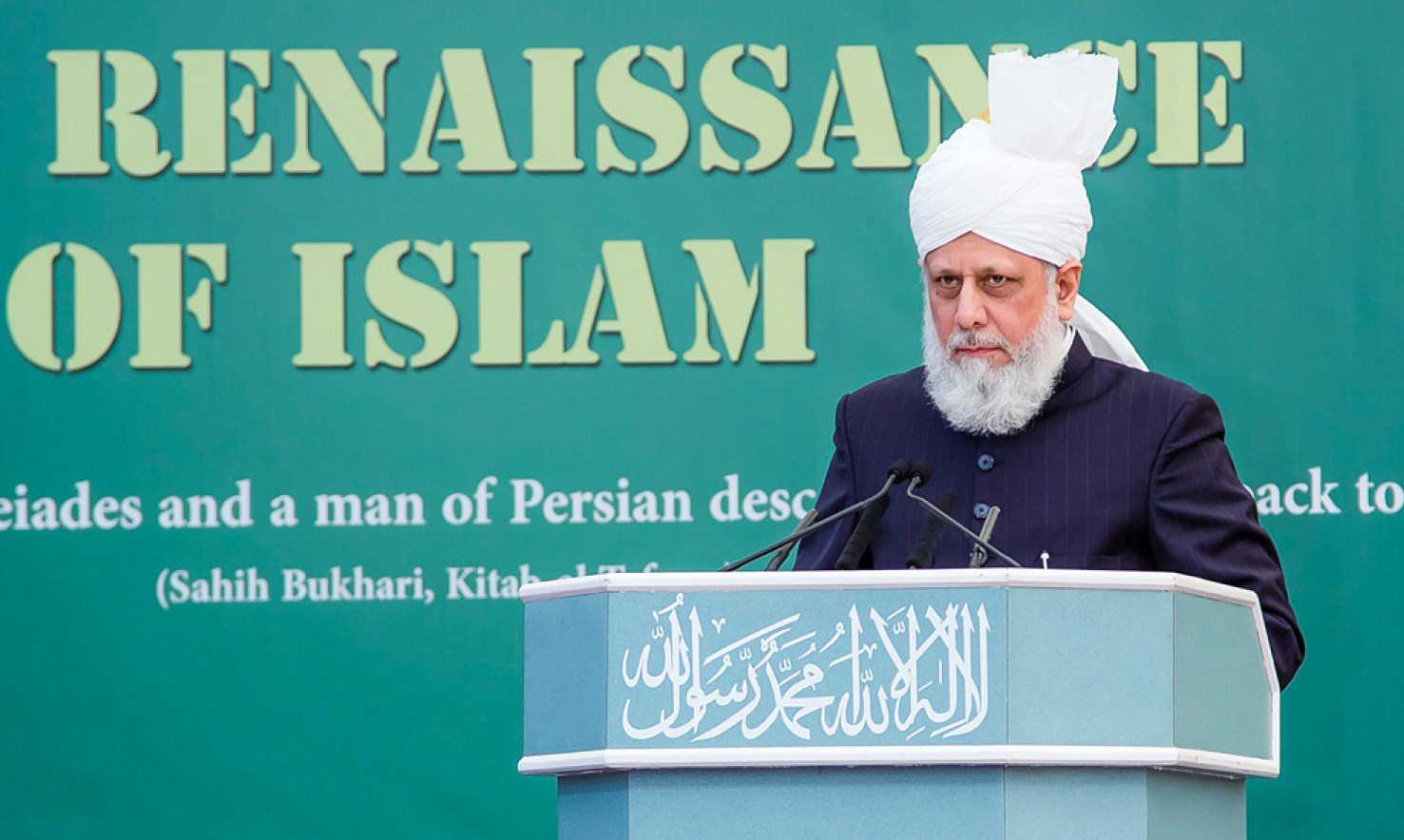 37th Lajna Imaillah UK concludes with address by Head of Ahmadiyya Muslim Community