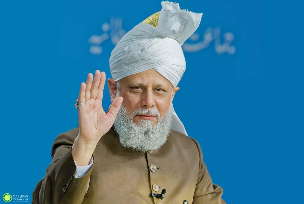 More than 584,000 people join the Ahmadiyya Muslim Community
