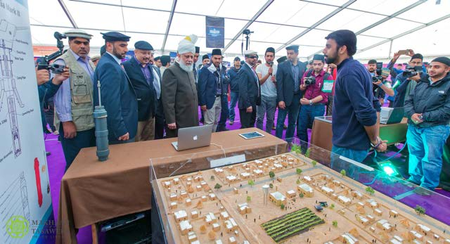 Majlis Khuddamul Ahmadiyya UK Ijtema 2016 concludes with address by Head of Ahmadiyya Muslim Community