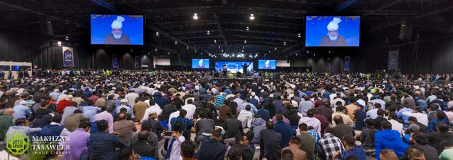 40th Jalsa Salana Canada concludes in Mississauga