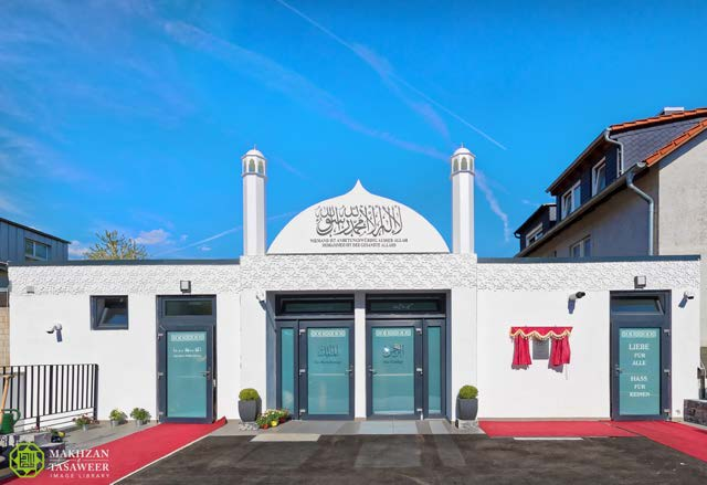 50th Ahmadiyya Mosque in Germany opened in Waldshut-Tiengen by Head of Ahmadiyya Muslim Community