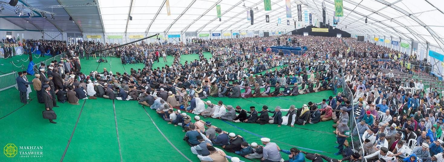 More than 600,000 people join the Ahmadiyya Muslim Community