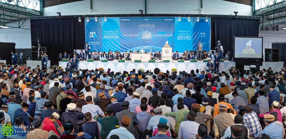 25th Jalsa Salana Belgium 2018 concludes with Address by Head of the Ahmadiyya Muslim Community