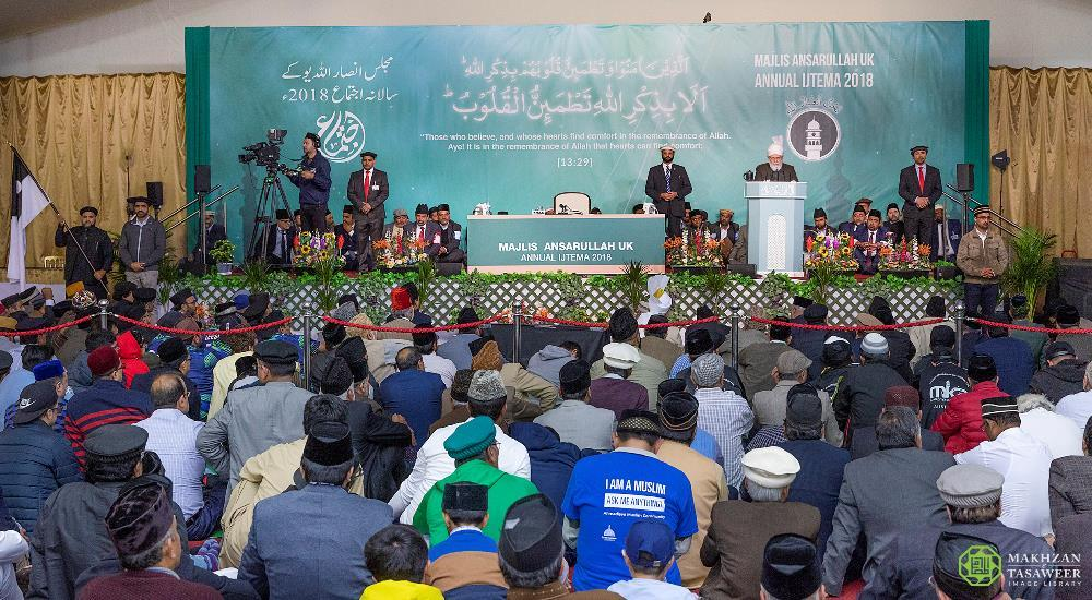 36th Majlis Ansarullah Ijtema UK concludes with Address by Head of Ahmadiyya Muslim Community