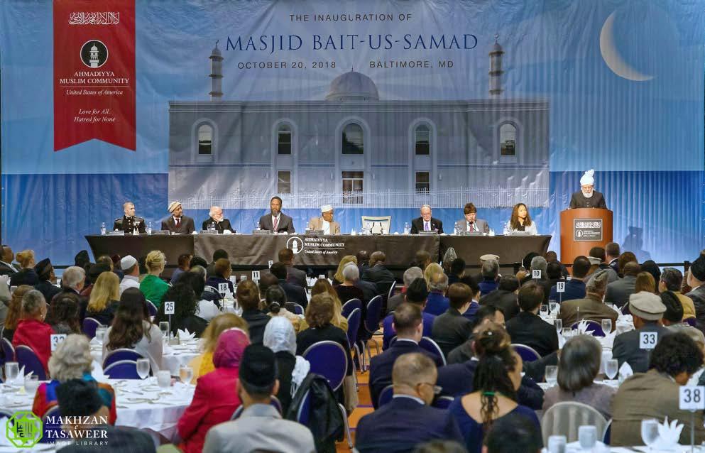 Mosques – Centres of Love & Peace | Khalifatul Masih V