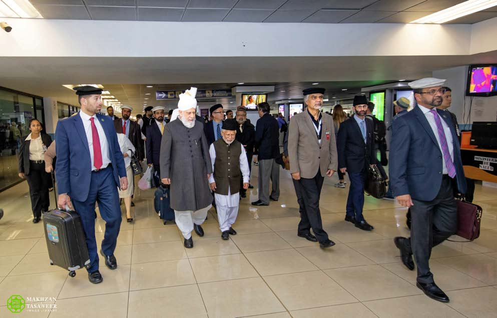 Historic Day in History of Ahmadiyya Muslim Community