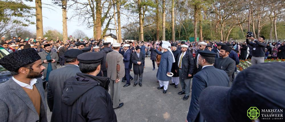 Historic Moment - Islamabad in Surrey becomes the New